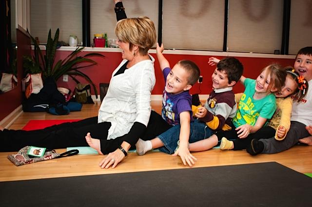 Yoga for Kids of CNY