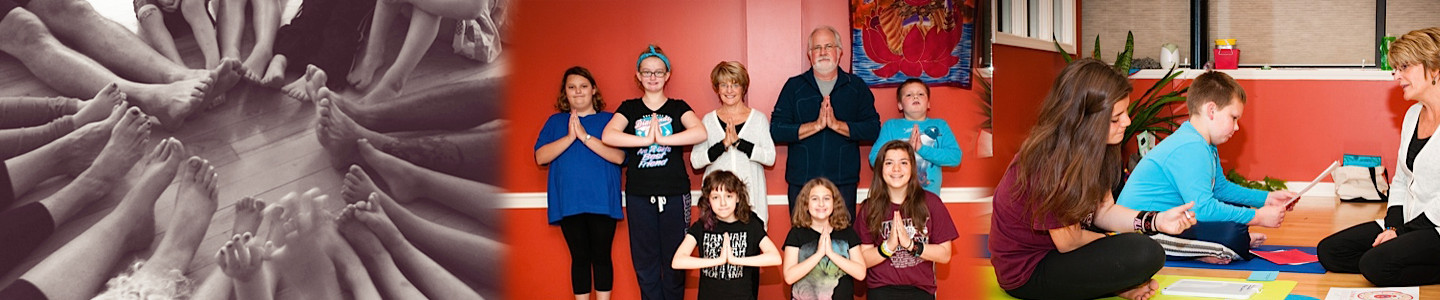 Yoga for Kids Classes