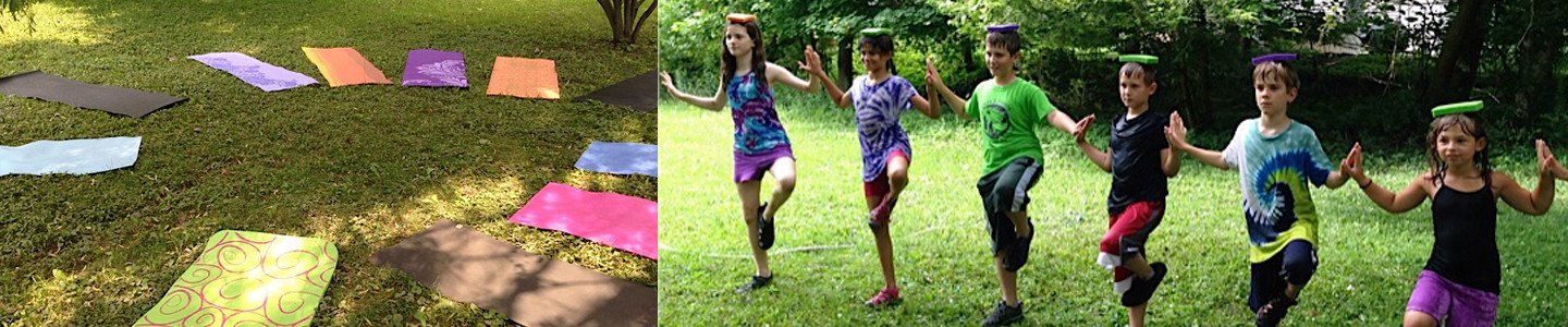 Summer Yoga & Nature Camp