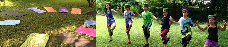 Virtual Summer Yoga & Nature Camp