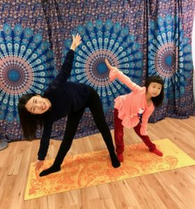 CNY Mother/Daughter Yoga Classes